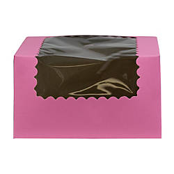 BOXit Corporation Cake Boxes With Window
