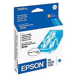Epson T0592 T059220 UltraChrome K3 Cyan