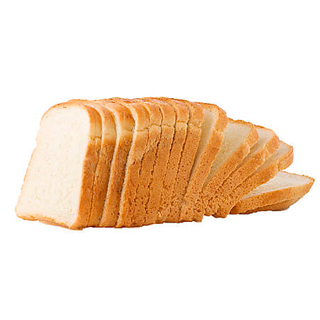 National Brand White Bread, Pack Of 2 Loaves