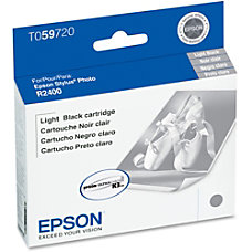 Epson T0597 T059720 UltraChrome K3 Light
