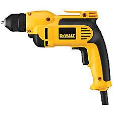 Heavy Duty VSR Drill wMetal Keyless