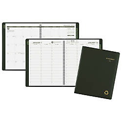 AT A GLANCE WeeklyMonthly Appointment BookPlanner