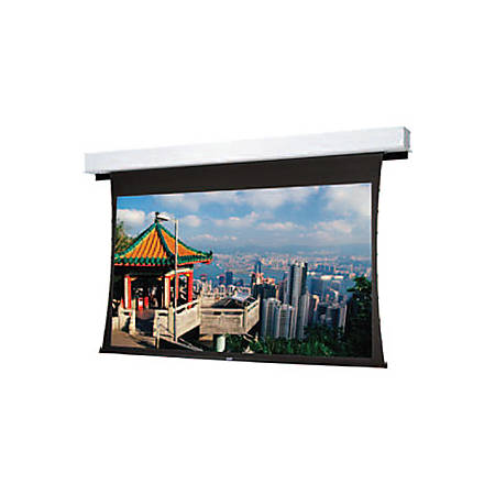 "Da-Lite Tensioned Advantage Deluxe Electrol Electric Projection Screen - 184"" - 16:9 - Ceiling Mount"