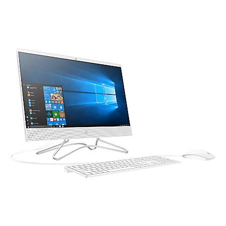 "HP 22-c0036 All-In-One PC, 21.5"" Screen, 7th Gen AMD A6, 4GB Memory, 1TB Hard Drive, Windows® 10 Home, Demo"