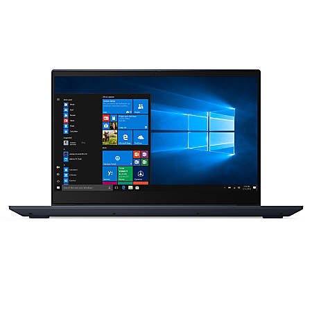 "Lenovo® IdeaPad S340 Laptop, 15.6"" Screen, Intel® Core™ i7, 8GB Memory, 256GB Solid State Drive, Windows® 10, Abyss Blue, 81VW0021US"