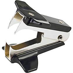 Business Source Nickel plated Teeth Staple