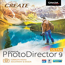 CyberLink PhotoDirector 9 Ultra Download Version