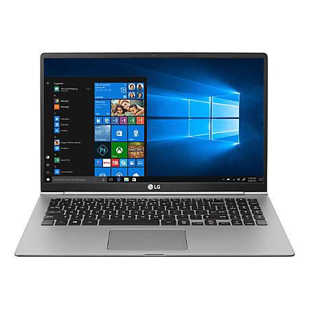 "LG gram Z990 Series Laptop, 15.6"" Screen, Intel® Core™ i5, 8GB Memory, 256GB Solid State Drive, Windows® 10, 15Z990-U.AAS5U1"