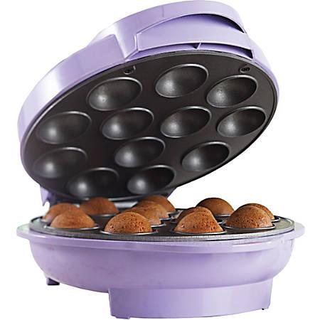 Brentwood TS-254 Nonstick Electric Food Maker (Cake Pop Maker)