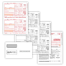 ComplyRight 1099 INT Tax Forms Convenience