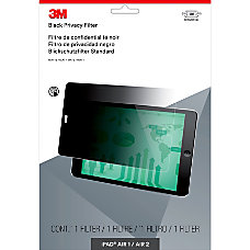 3M Privacy Filter For Apple iPad