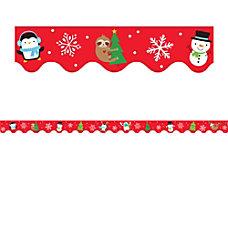 Amscan Christmas Character Bulletin Board Border