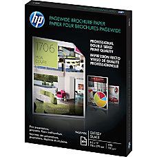 HP BrochureFlyer Paper 8 12 x