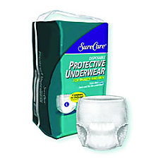 SureCare Protective Underwear Moderate Absorbency Medium