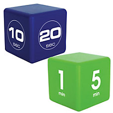 Teledex TimeCube Fitness Combo Pack 10