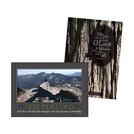 Barker Creek® Poster Duet Set, Natural Wonders, Pack Of 2