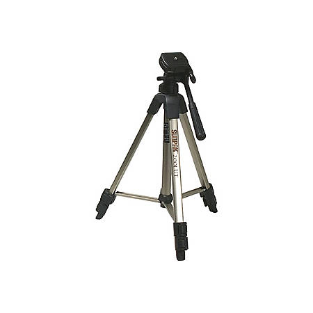 "ToCAD Sunpak 620-020 Tripod - 18.5"" to 49"" Height - 4.4 lb Load Capacity"