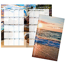 Office Depot Brand Monthly Planner 3