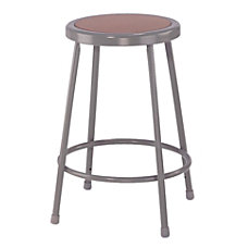 National Public Seating Hardboard Stool 30