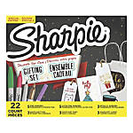 Sharpie Permanent Marker Decorate Your Own Gifting 22 Piece Set