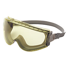 UVEX STEALTH SAFETY GOGGLE GRAYGRAY B