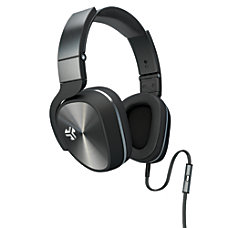 JLab Flex On Ear Headphones Silver