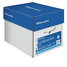 Office Depot Brand Multipurpose Paper Letter