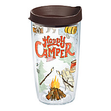 Tervis Happy Camper Tumbler With Lid