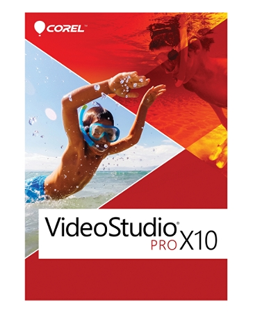 Corel® VideoStudio® Ultimate X10, Traditional Disc