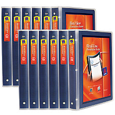 Avery Flexi View Binders With Round