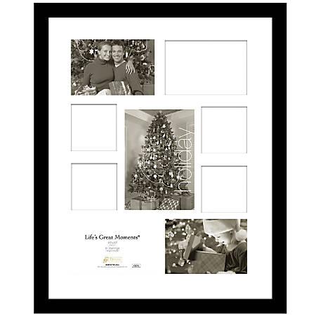 "Timeless Frames® Life's Great Moments® Frame, 16"" x 20"", Black"