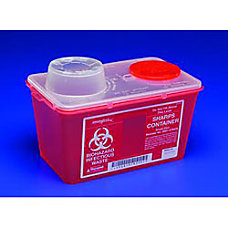 SharpSafety Monoject Sharps Container Medium 8