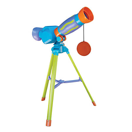Educational Insights GeoSafari® Jr. My First Telescope, Pre-K To Grade 1