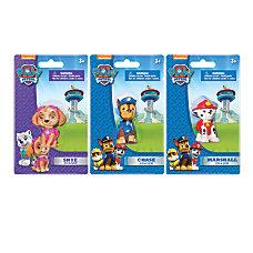 Nickelodeon Paw Patrol 3 D Eraser
