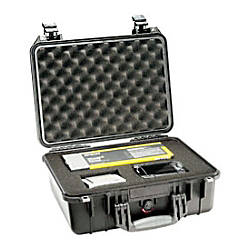 Pelican 1450 Shipping Box with Foam