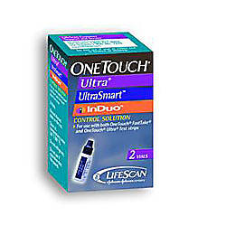 OneTouch Ultra Control Solution Box Of