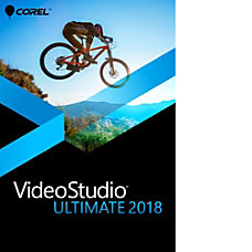 Corel VideoStudio Ultimate 2018 Download Version