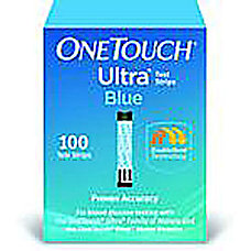 OneTouch Ultra Test Strips Box Of