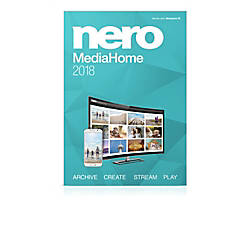 Nero MediaHome 2018 Download Version