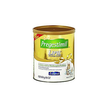 Pregestimil® LIPIL® Powdered Infant Formula, 1 Lb Can