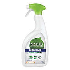 Seventh Generation Professional Free And Clear