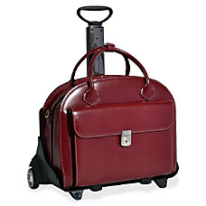 McKleinUSA 154 Leather Patented Detachable Wheeled