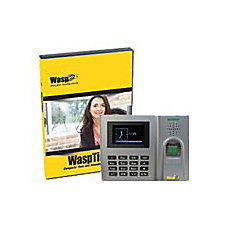 WaspTime v7 Enterprise with Biometric Clock