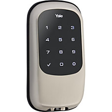 Yale Real Living Key Free Touchscreen