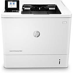 HP LaserJet M607n Laser Printer Monochrome