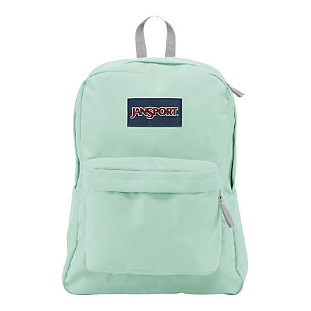 JanSport® Superbreak Laptop Backpack, Brook Green