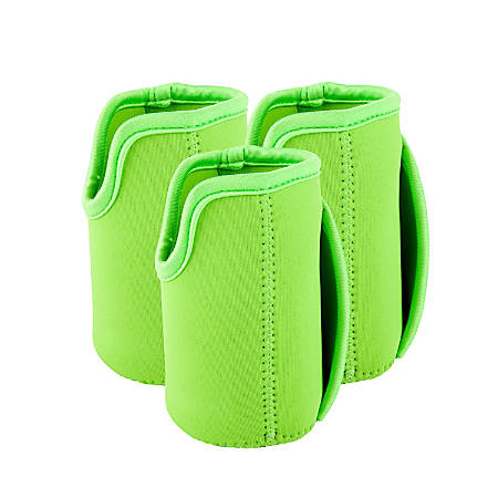 ZEVRO® by Honey Can Do® Can Glove, Green, Pack Of 3