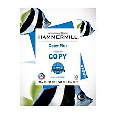 Hammermill Paper Copy Plus Letter Size