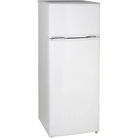 Avanti Model RA7306WT 7.4 CF Two Door Apartment Size Refrigerator ...