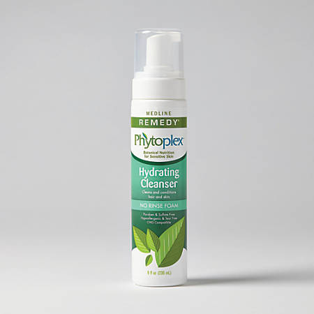 Remedy Phytoplex Hydrating Cleansing Foam, 8 Oz, Case Of 12